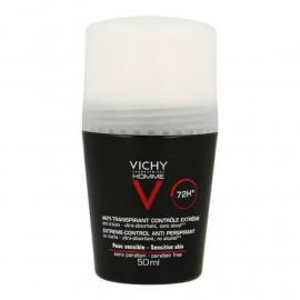 Vichy Extreme Control Anti Perspirant For Men - 50 Ml