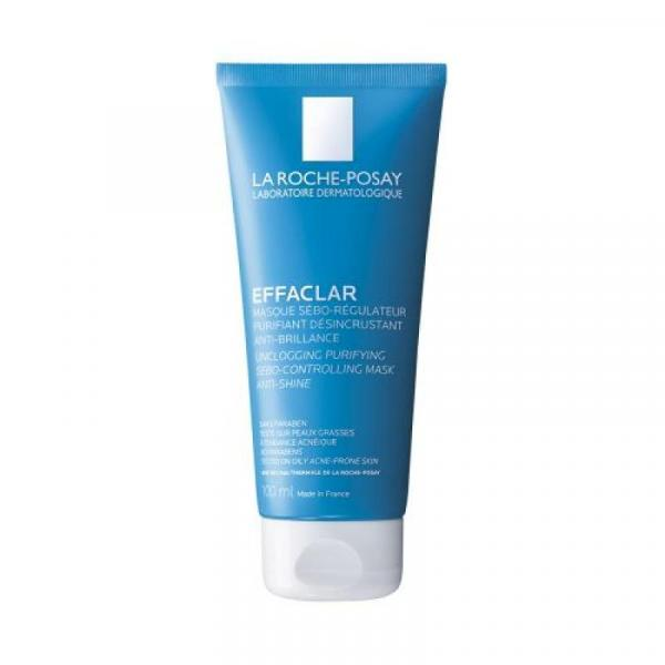 La Roche Posay Effaclar Purifying Sebo-Controlling Mask Anti-Shine 100 ml