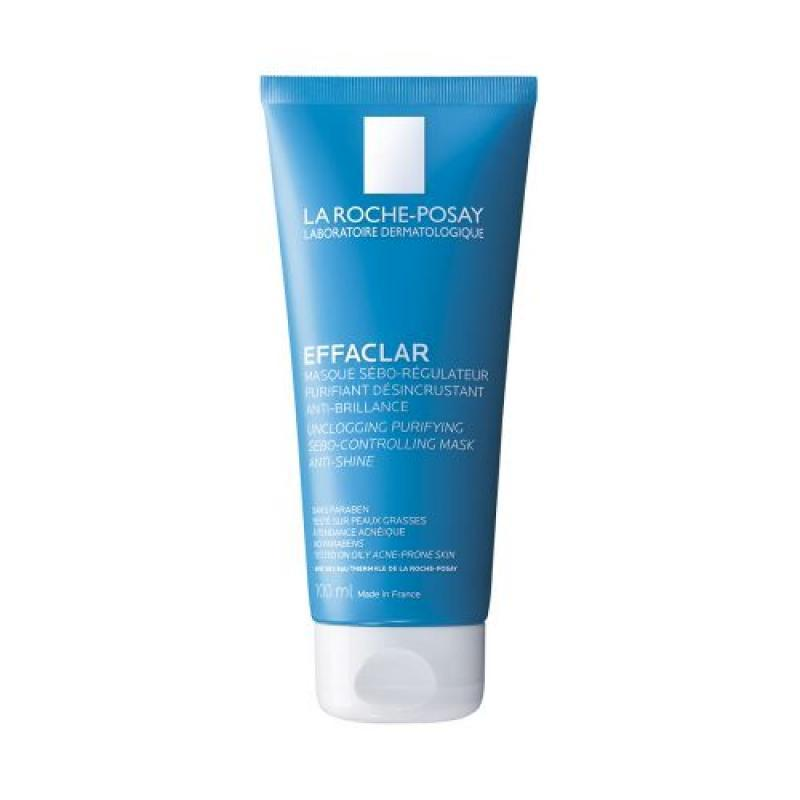La Roche Posay Effaclar Purifying Sebo-Controlling Mask Anti-Shine 100 ml