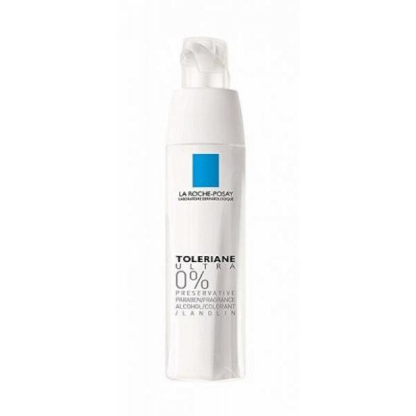 La Roche-Posay Toleriane Ultra Intense Soothing Facial Moisturizer for Sensitive Skin, 1.35 Fl.