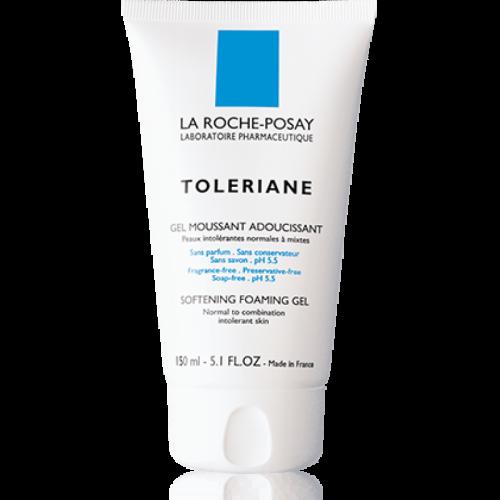150ml TOLERIAN softening foaming gel sensitive skin