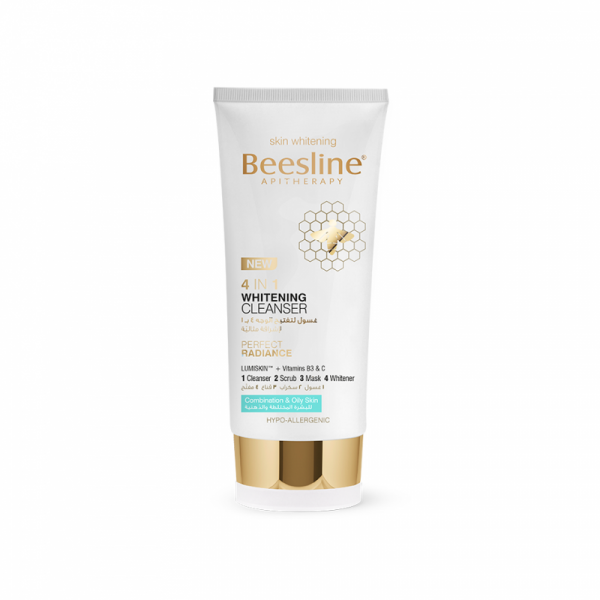 Beesline 4 In 1 Whitening Cleanser - 150ml