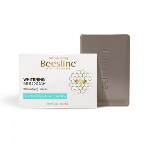 Beesline Whitening Mud Soap, 85g