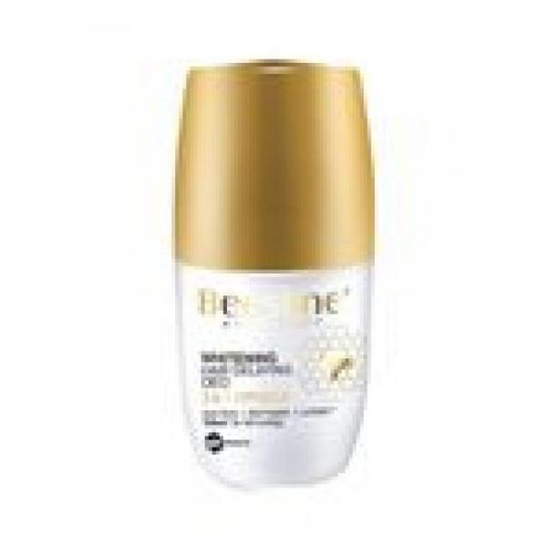 Beesline Whitening Roll On Hair Delaying Deo 3 In 1