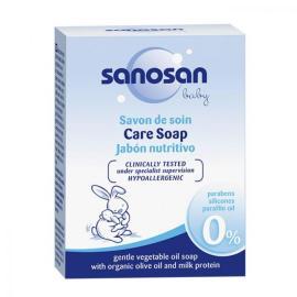 Sanosan Baby Care Soap - 100g