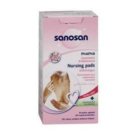 Sanosan Breast Pads 30 Pieces