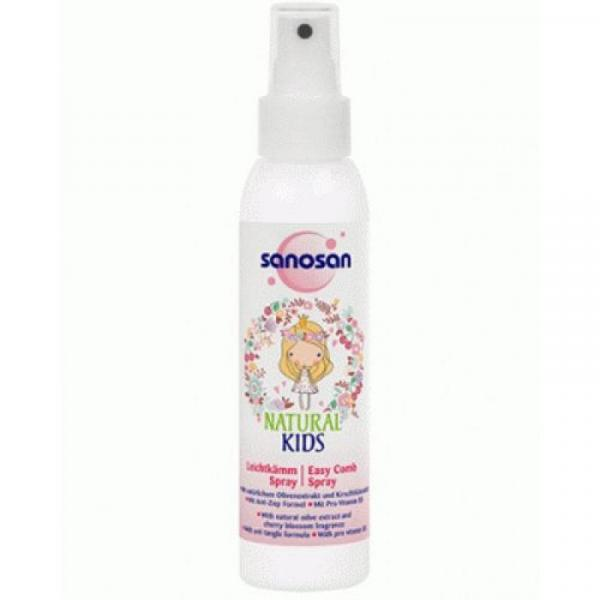 Sanosan Easy Comb Spray - for Girls - 125 ml
