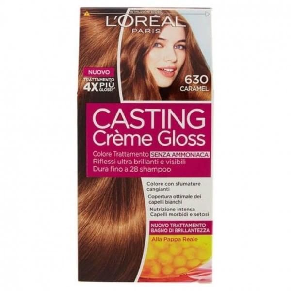 L'Oreal Paris Casting Crème Gloss Hair Color - 630 Light Dark Blonde