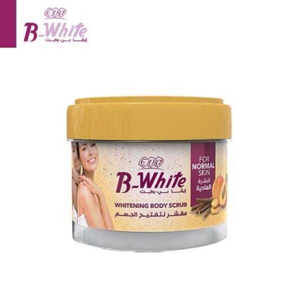 Eva B-White Body whitening Scrub for Normal Skin 212gm