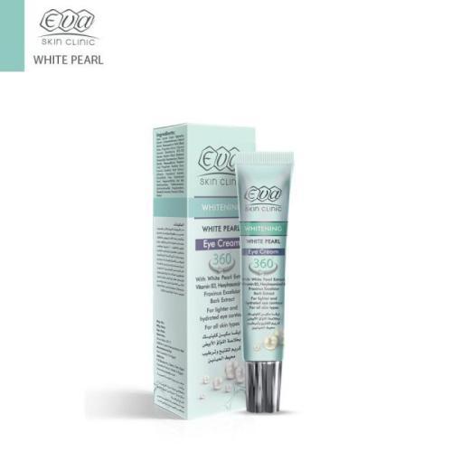 Eva Skin Clinic White Pearl Eye Cream