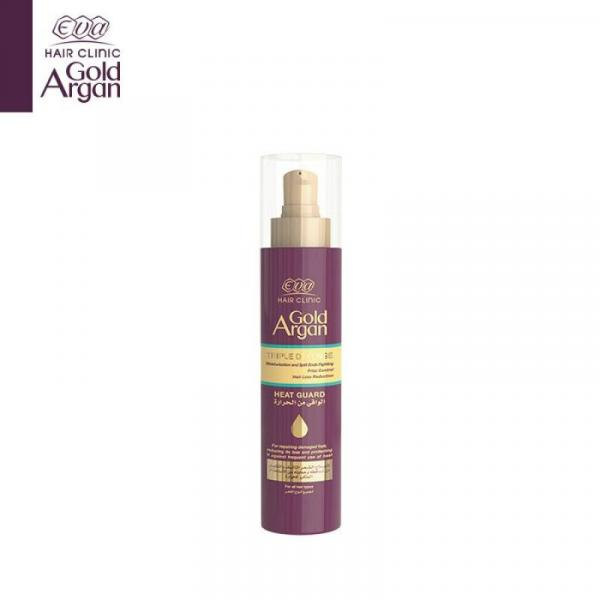 Eva Hair Clinic Gold Argan Heat Guard