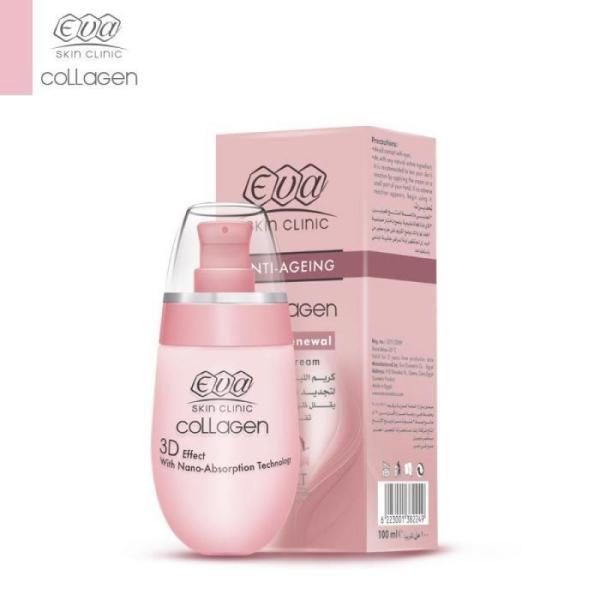Eva Skin Clinic Collagen Hand Renewal Night Cream 100ml