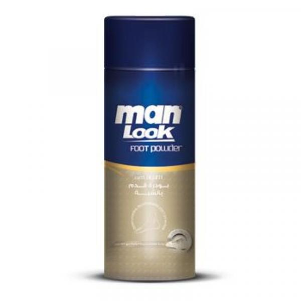 Man Look Foot Powder with Alum 50 gm