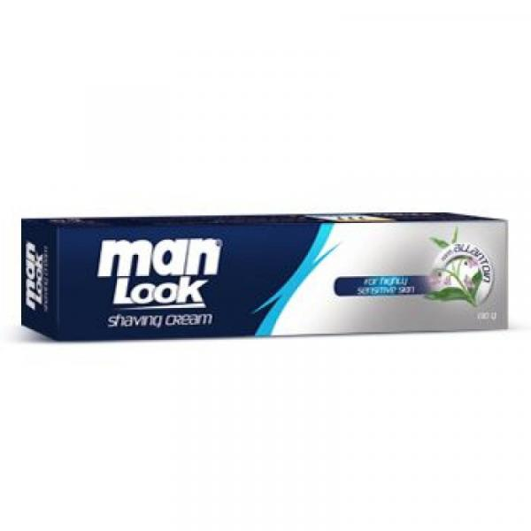 Man Look Shaving Cream for highly sensitive skin 90 gm