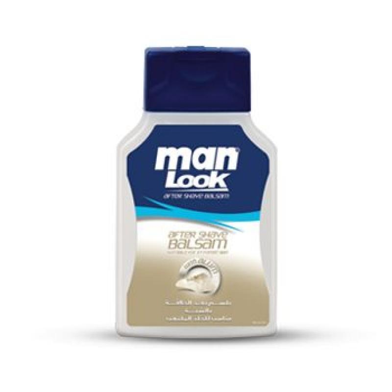 Man Look Aftershave Balsam with Alum 125 gm