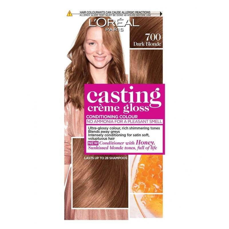L'Oreal Paris Casting Crème Gloss Hair Color - 700 Blonde
