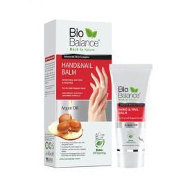 BioBalance Hand and Nail balm with argan oil - 60 ml