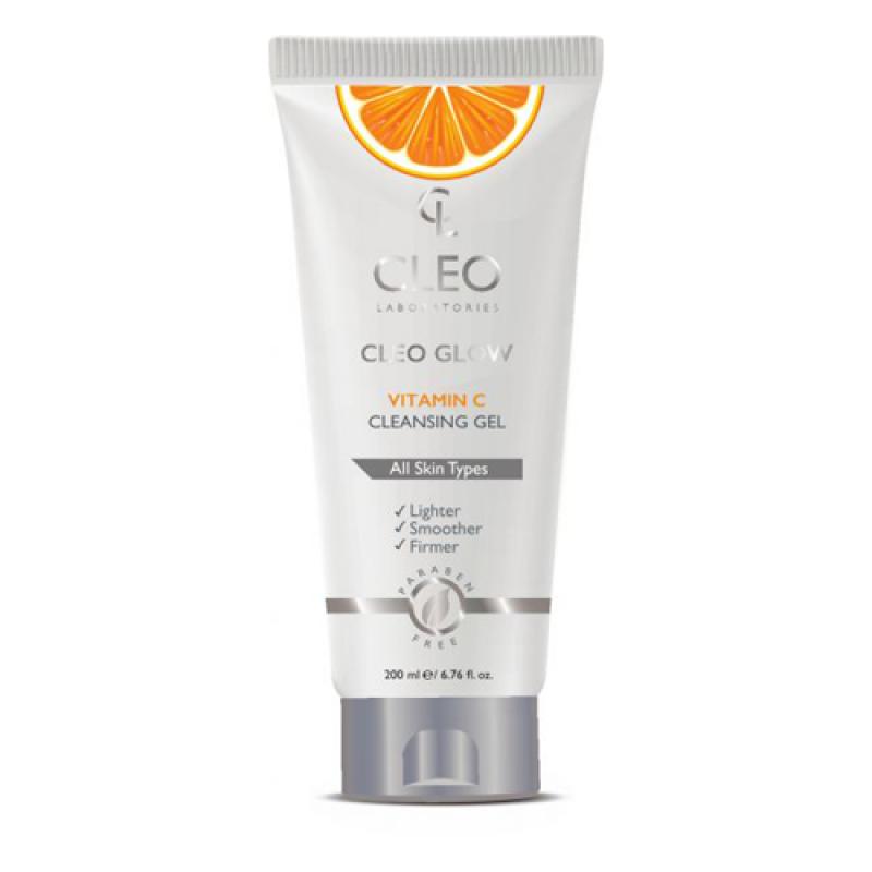 CLEO glow Vitamin C Cleansing Gel