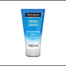Neutrogena Deep Clean daily scrub 150 ml