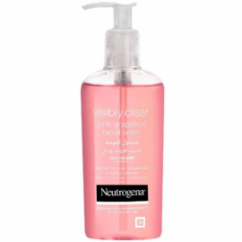 Neutrogena Pink Grapefruit Facial Wash - 200ml
