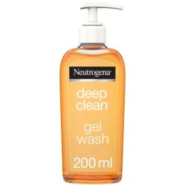 Neutrogena Deep Clean Gel Facial Wash - 200ml