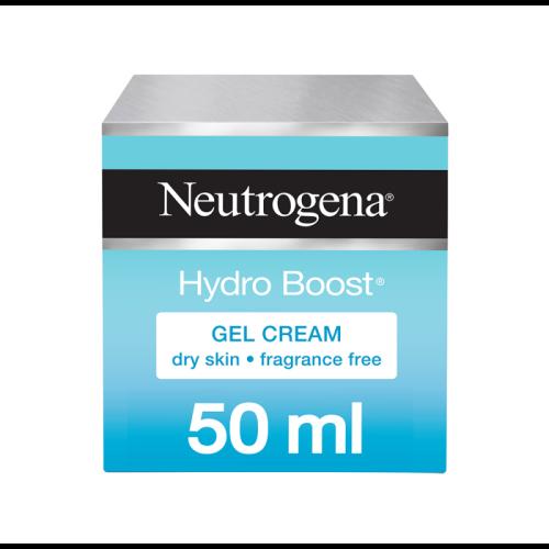Neutrogena Hydro Boost Gel Cream For Dry Skin, 50Ml