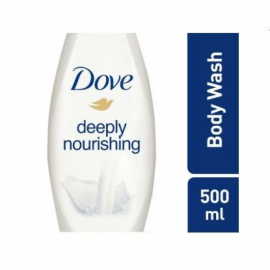 Dove Sensitive Skin Body Wash 500ml