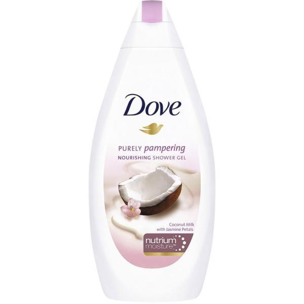 Dove Body Wash Coconut & Jasmine 500 Ml