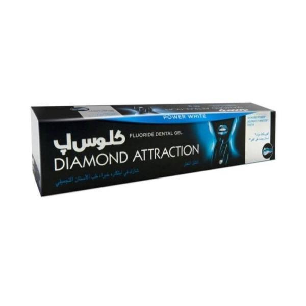 Closeup Diamond Attraction Power White Toothpaste - 75ml