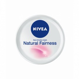 Nivea Natural Fairness Face & Body Cream 50ml
