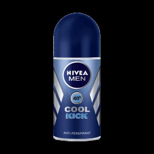 Nivea Cool Kick Anti Perspirant 48 H Roll-on - 50 Ml