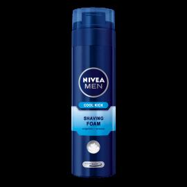 Nivea Fresh & Cool Skin Shaving Foam - 200ml