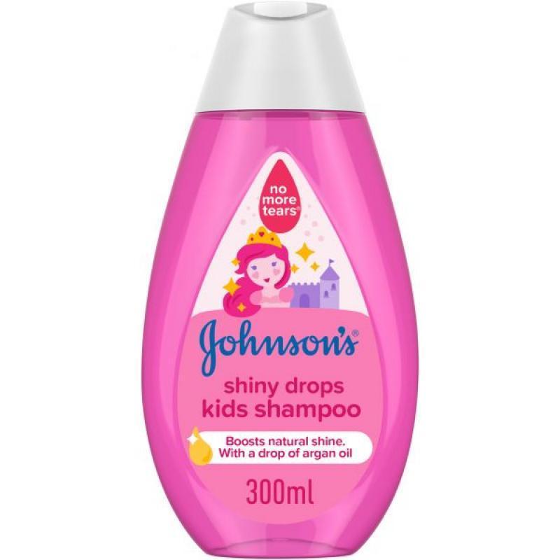 Johnson's Shiny Drops Kids Shampoo - 300ml