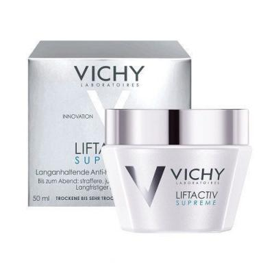 Vichy Liftactiv Supreme Normal To Combination Skin Cream - 50 Ml