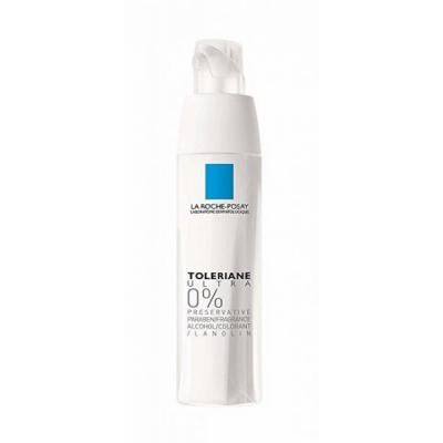 La Roche-Posay Toleriane Ultra Intense Soothing Facial Moisturizer for Sensitive Skin, 1.35 Fl.