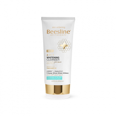 Beesline 4 In 1 Whitening Cleanser - 150ml