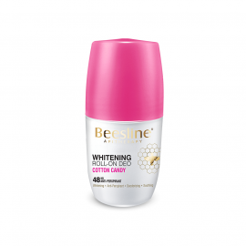 Beesline Whitening Roll-On Deodorant - Cotton Candy - 50ml