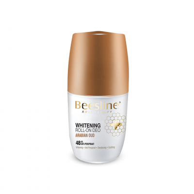 Beesline Whitening Roll-On Deodorant Arabian Oud - 50ml