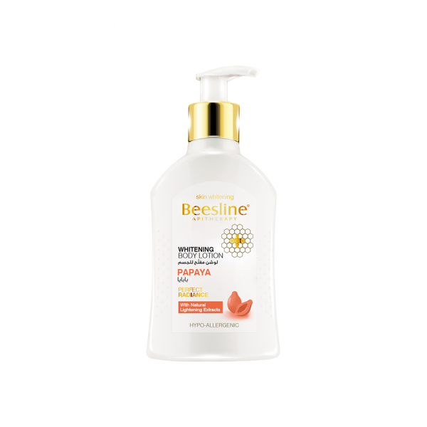Beesline Whitening Body Lotion Papaya