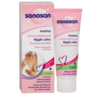 Sanosan Nipple Salve 50 ml