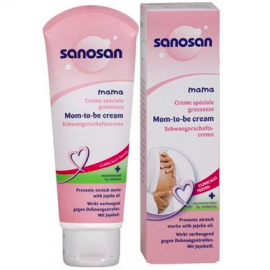 Sanosan Stretch Mark Cream 100ml