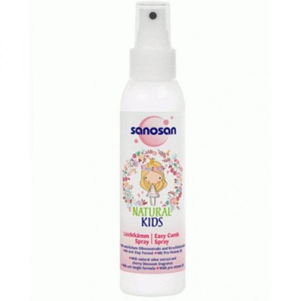 Sanosan Easy Comb Spray - for Girls - 125 ml