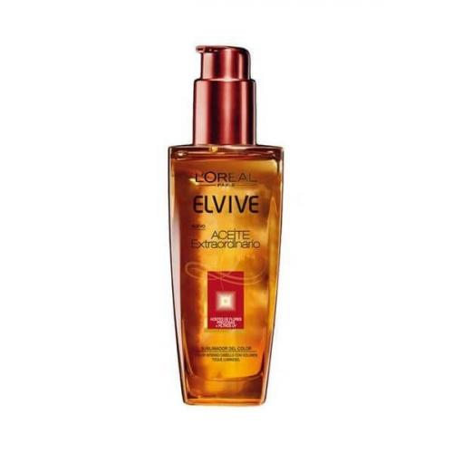 Elvive Extraordinary Oil For Colored Hair - 100ml