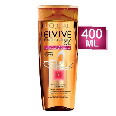 L'Oreal Paris Elvive Extraordinary Oil Dry Hair Shampoo - 400ml