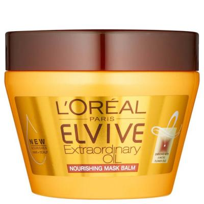 L'Oreal Paris Elvive Extraordinary Oil Mask - 300ml