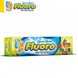 Fluoro Kids Toothpaste with Fruit flavour 50 gm