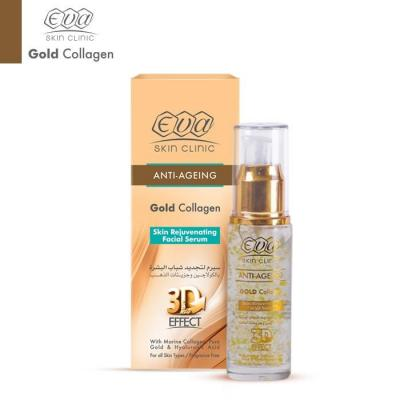 Eva Skin Clinic Gold Collagen Skin Rejuvenating Facial Serum - 24K 30ml