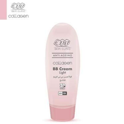 Eva Skin Clinic Collagen BB Cream Light 50ml