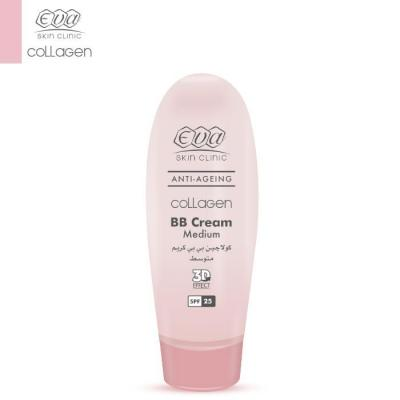Eva Skin Clinic Collagen BB Cream Medium 50ml