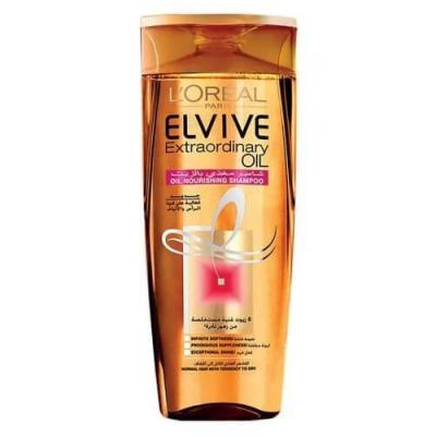 Elvive Extraordinary Oil Dry Hair Shampoo - 700ml